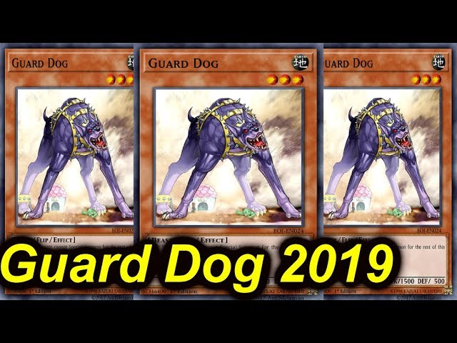 26 33 MB] 【YGOPRO】GUARD DOG LOCKDOWN DECK 2019, Mp3/Song
