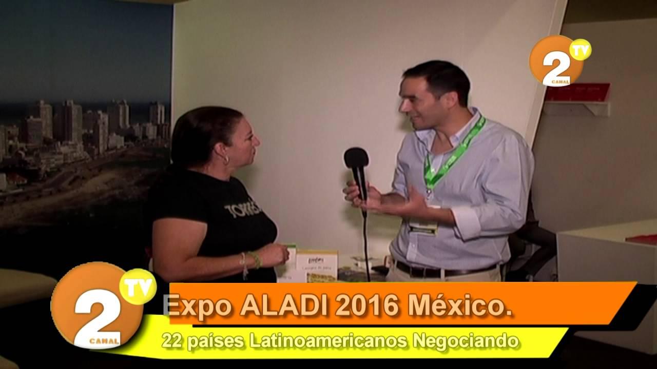 ECOS DE:  EXPO ALADI 2016.... Uruguay