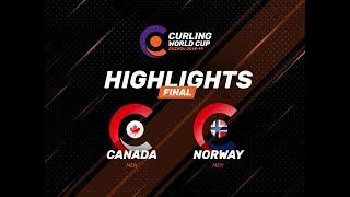 Canada v Norway - Men