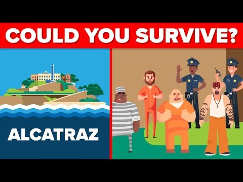 What Was It Like to be Jailed at Alcatraz?