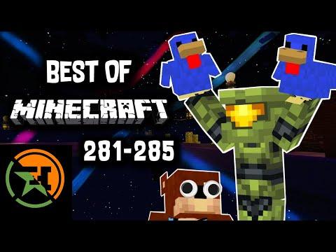 The Very Best of Minecraft | 281 - 285 | AH | Achievement Hunter