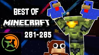 The Very Best of Minecraft | 281 - 285 | AH | Achievement Hunter