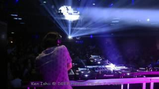 Ken Ishii - DEEP Hedon (Tokyo Night), Zwolle 7-3-2015