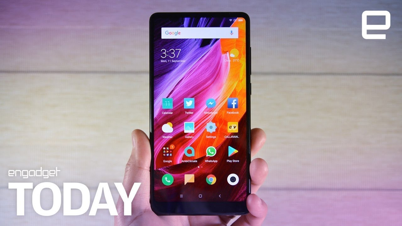 f3f3d032b75 The Xiaomi Mi MIX 2 will be offered outside of China