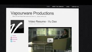 Vapourware Productions - Vapourware