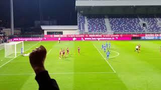 Football Bourg-en-Bresse Péronnas 01/RC Lens