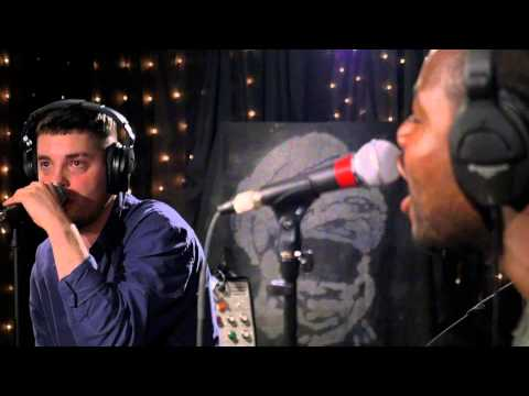 Young Fathers - Rain Or Shine (Live on KEXP)