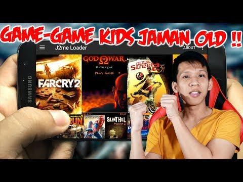 KIDS JAMAN NOW GAK BAKAL TAU GAME GAME KIDS JAMAN OLD !