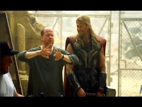 The Making Of Avengers: Age Of Ultron (Behind The Scenes)