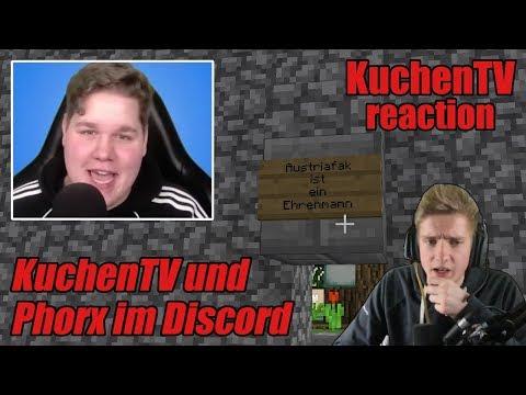 KuchenTV | LIVE Diskussion mit PHORX