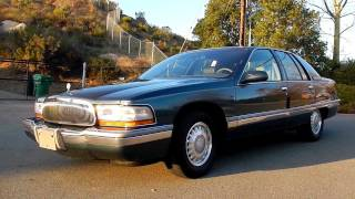 1996 Buick Roadmaster Sedan Collector