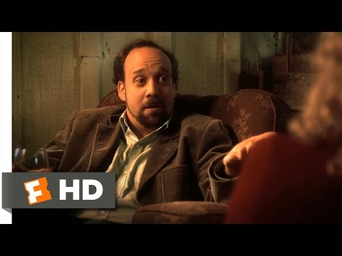Sideways (1/5) Movie CLIP - Miles on Wine (2004) HD