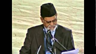 Jalsa Salana Mauritius 2011 - Session 2 - Tilawat Quran, Huzur's Address by Amir Jama'at and Nazm