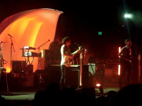 Bright Eyes - Arc of Time Lyrics - LIVE