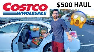 $500 Vegan Costco Haul