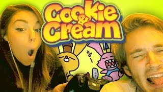BEST CO-OP GAME EVER! - The Adventures of Cookie & Cream