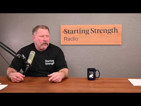Punching The Exercise Ticket – Starting Strength Radio Clips
