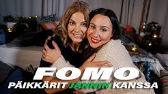 Alma Hätösen päikkäreillä Janni Hussi - FOMO LIVE
