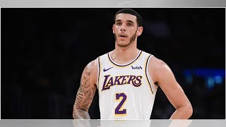 NBA: Los Angeles Lakers' injury woes worsen as Lonzo Ball suffers grade three ankle sprain in col...