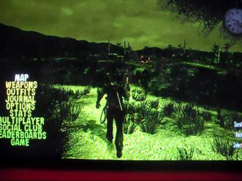 Red Dead Redemption Undead Nightmare Myth 1 Mythical Creature