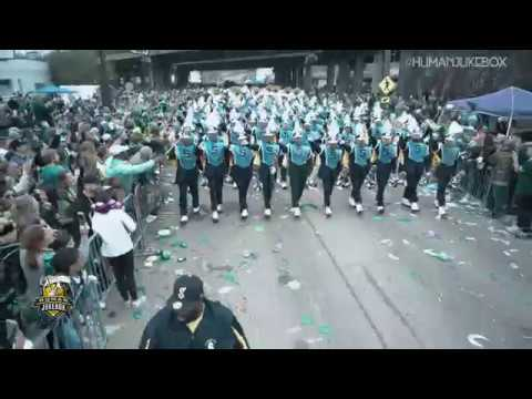 """Human Jukebox 2019 """"Torture, NECK, and Do Whatcha Wanna"""" @ Wearin' of the Green Parade"""