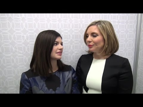 Frankel-y Speaking: Casey Wilson and June Diane Raphael Confess to Lying About Their Ages