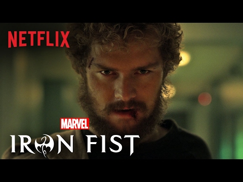 Marvel's Iron Fist | SDCC First Look [HD]...
