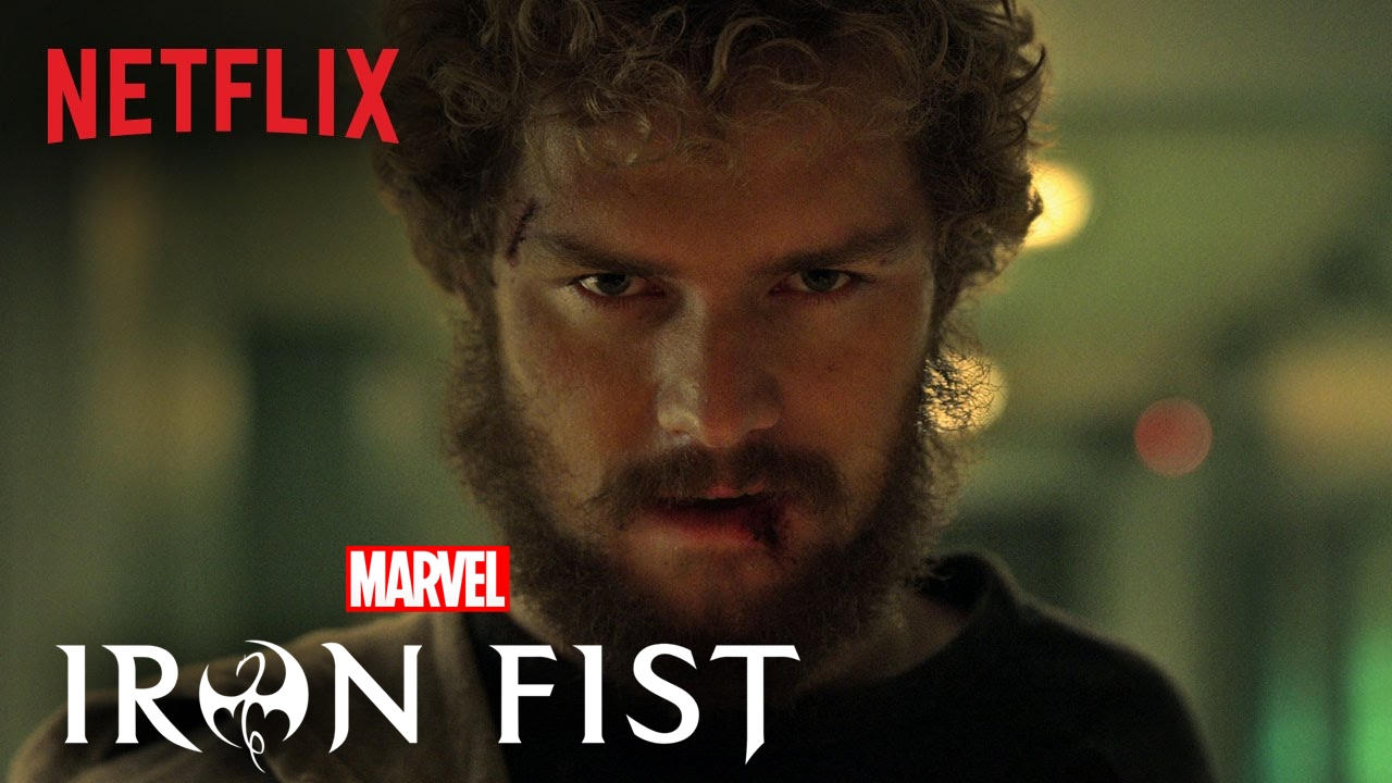 Shit danny rand iron fist WHAT BLOWJOB. I'D