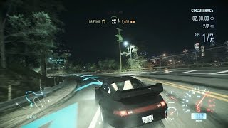 Need For Speed 2016 PC - 1996 Porsche 911 Carrera S 993 (911 GT2) Fully Upgraded Gameplay