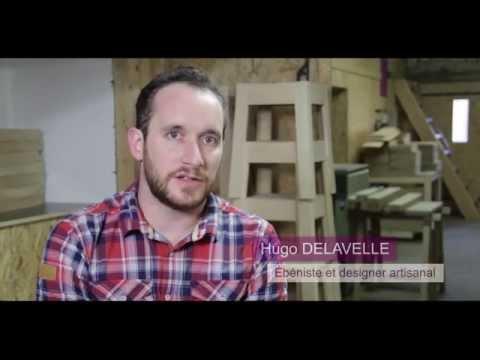 Delavelle - Bois et design made in France - Présentation générale