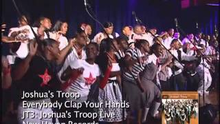 Joshuas Troop - Everybody Clap Your Hands (Live)