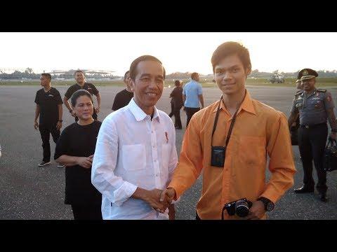 Sulap di Asmat Papua Ft. Presiden Jokowi
