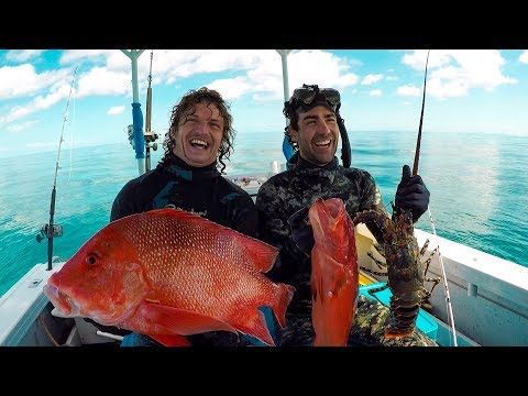 CAMPING & FISHING - Great Barrier Reef Island PARADISE!  (B2B Ep: 5)