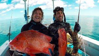 CAMPING & FISHING - Great Barrier Reef Island PARADISE!  (B2B Ep: 5)
