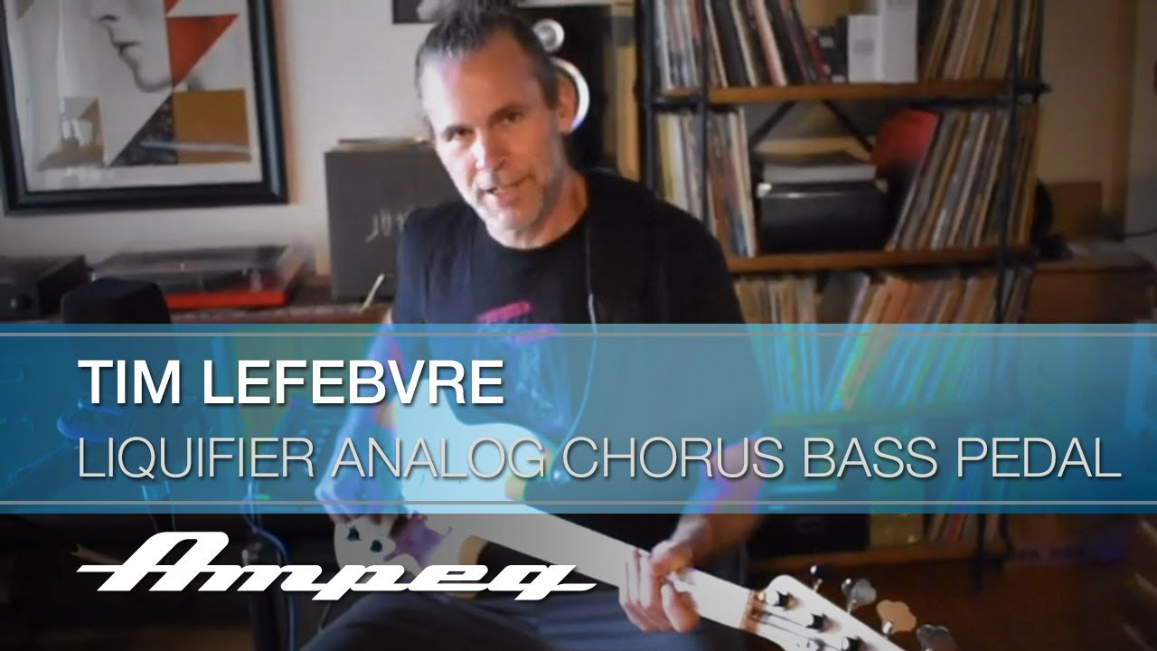 Ampeg Liquifier Analog Chorus
