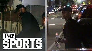 LeBron James Parties with Lakers Teammates After Magic Quits   TMZ Sports
