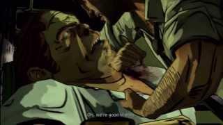 11 The Wolf Among Us Walkthrough HD PS3 Episode 2 (Dee Interrogation)
