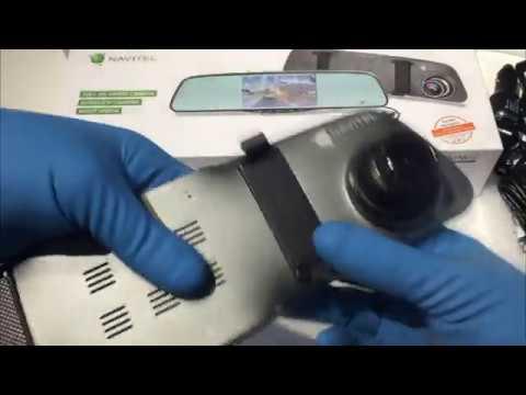 Navitel MR250 NV - распаковка и обзор видеорегистратора