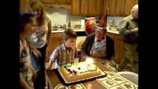 Grandpa's 92 birthday party! Thumbnail