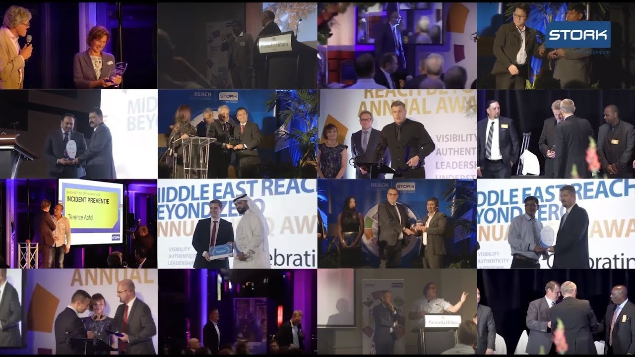 Stork REACH Beyond Zero Annual Awards 2017, Global Highlights