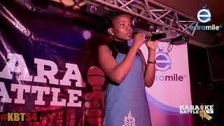 KIvuruge I Performance by Groly Patrick I Season 04 Day 07I Karaoke Battle Tanzania I KBT