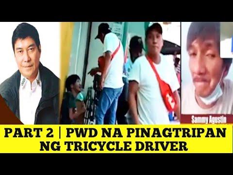 Download PART 2 PWD NA PINAGTRIPAN NG TRICYCLE DRIVER INAKSYUNAN NI IDOL! VIRAL VIDEO, RAFFY TULFO IN ACTION
