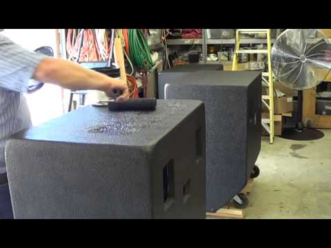 DuraTex Orange Peel Roller Grade application by Advance Sound and ...