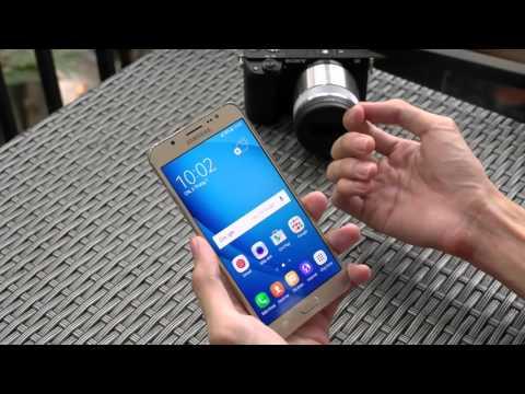 Trên tay Samsung Galaxy J7 2016
