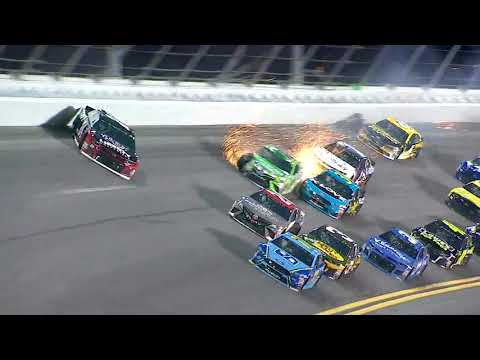 Buckle Up! Daytona Delivers A Wild Finish