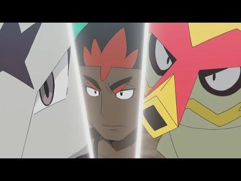 Pokémon Sole e Luna episodio 70 - In Sintesi