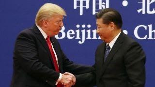 US, China to resume trade talks amid signs China propping up yuan