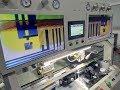 Bonding COF on Glass -Alignment with Electrode-TAB COF Bonding Machine ZM-B100 Double Head Tutorial