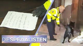 Spurensuche in Kälte: Vermisster Mann hinterlässt rätselhafte Botschaft   Die Spezialisten   SAT.1