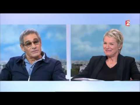 Gérard Lanvin prend la défense d'Elise Lucet
